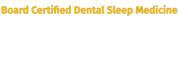 Sleep apnea and snoring treatment alternative stuart florida